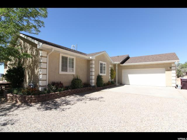 1726 S Panorama Dr, Cedar City, UT 84720 (#1555396) :: The Fields Team
