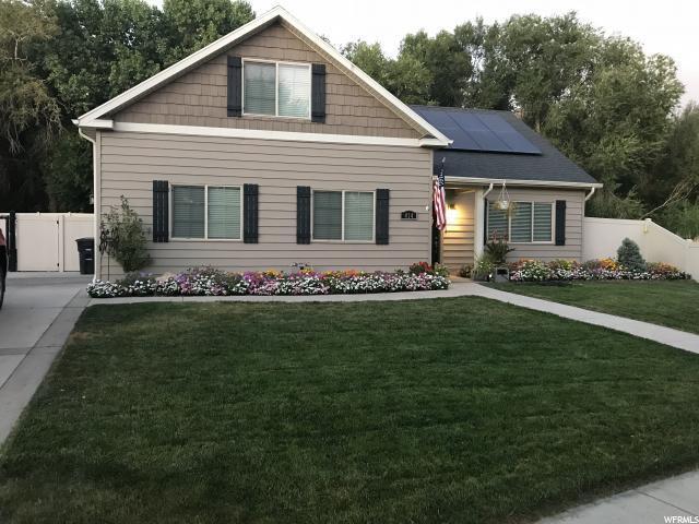 414 N Devon Glenn Dr, Springville, UT 84663 (#1555442) :: The Utah Homes Team with iPro Realty Network