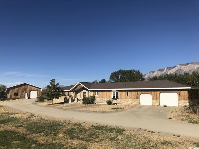 4160 W 4000 N, Plain City, UT 84404 (#1555447) :: The Fields Team