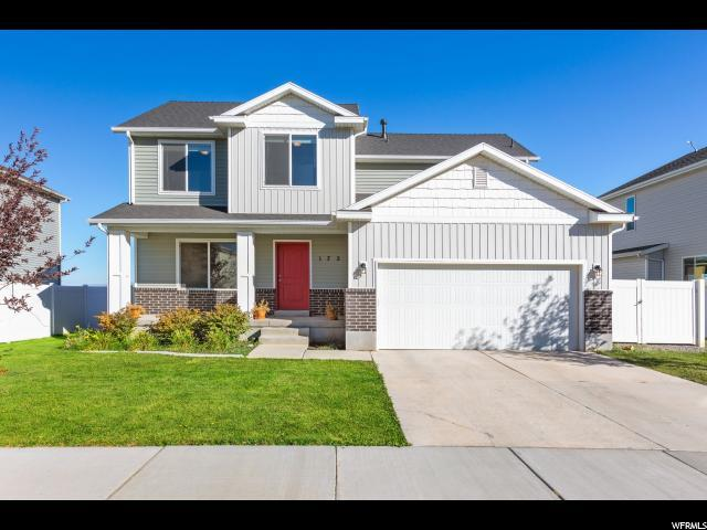 172 W Royal Dr, Santaquin, UT 84655 (#1555457) :: Colemere Realty Associates