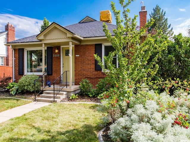 1680 E Downington S, Salt Lake City, UT 84105 (#1555460) :: goBE Realty