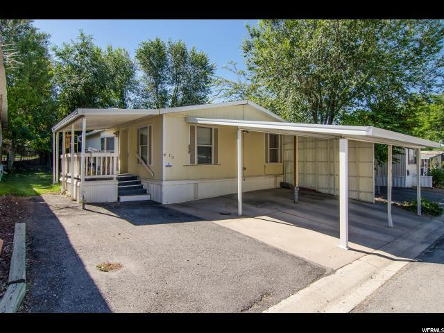 312 E Pellinore St, North Salt Lake, UT 84054 (#1555462) :: Colemere Realty Associates