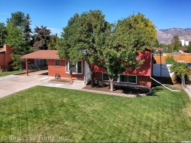 980 Country Hills Dr, Ogden, UT 84403 (#1555466) :: Exit Realty Success