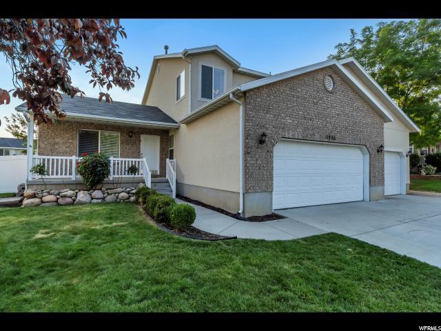 11926 S Mother Lode Ct W, Herriman, UT 84096 (#1555503) :: Bustos Real Estate | Keller Williams Utah Realtors