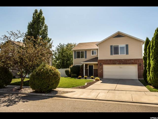 1954 S 875 E, Clearfield, UT 84015 (#1555512) :: The Fields Team