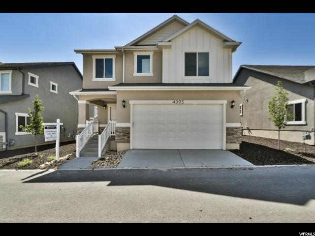 4993 W Sarasota Way S, Herriman, UT 84096 (#1555537) :: The Fields Team