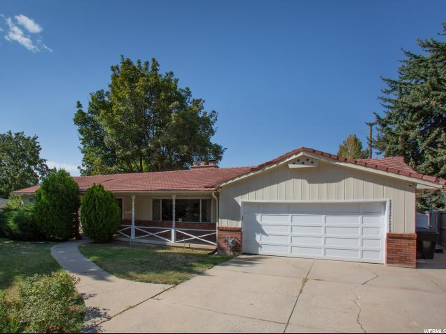 2635 E Melony Dr, Holladay, UT 84124 (#1555550) :: Exit Realty Success