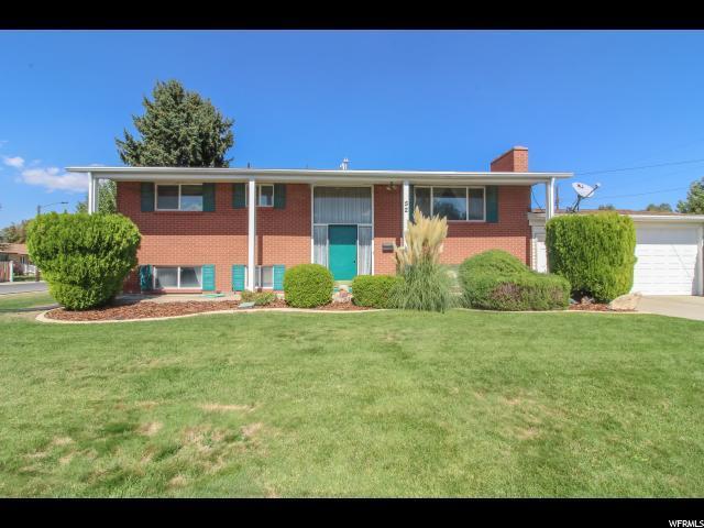 52 W Princeton Dr, Midvale, UT 84047 (#1555552) :: Bustos Real Estate | Keller Williams Utah Realtors