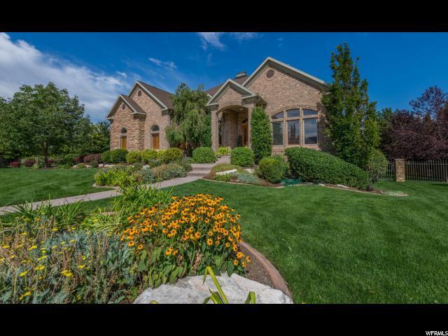 13891 S Buck Hollow Cv W, Bluffdale, UT 84065 (#1555562) :: Colemere Realty Associates