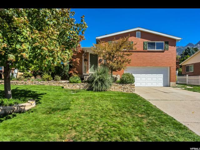 3925 S Sunnydale Dr E, Holladay, UT 84124 (#1555608) :: Exit Realty Success