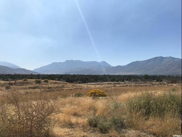 1590 E Mount Nebo Cir (Lot 35), Heber City, UT 84032 (#1555667) :: The Fields Team
