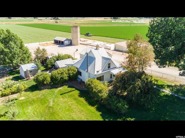 1014 N 400 W, Trenton, UT 84338 (#1555673) :: Bustos Real Estate   Keller Williams Utah Realtors