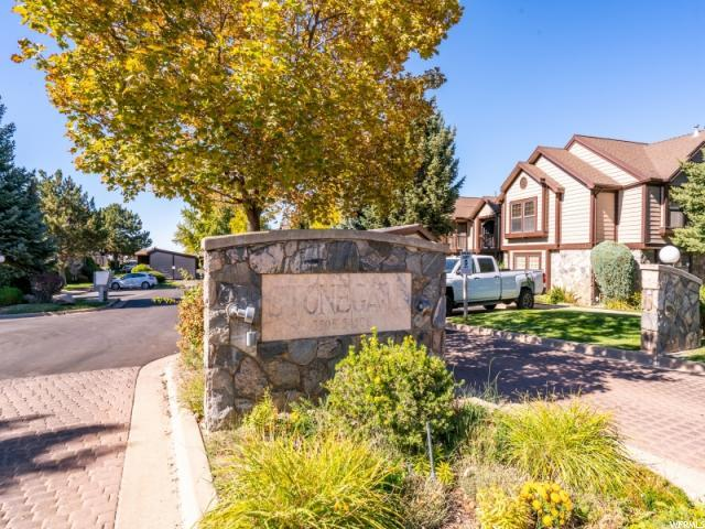 5440 S 350 E #65, Washington Terrace, UT 84405 (#1555681) :: Bustos Real Estate | Keller Williams Utah Realtors