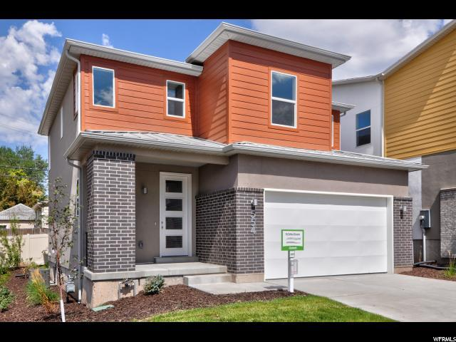 554 S Mclelland St E #103, Salt Lake City, UT 84102 (#1555689) :: The Fields Team
