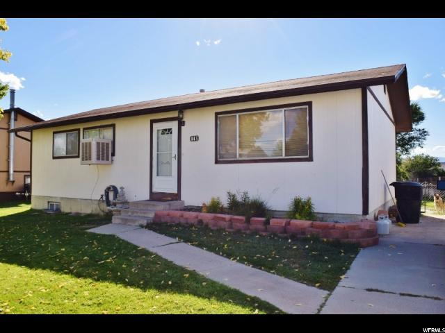 865 Castle Heights Dr, Price, UT 84501 (#1555708) :: Colemere Realty Associates