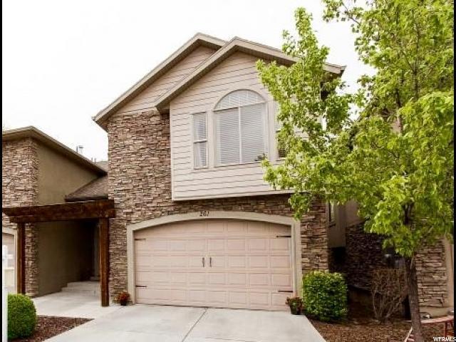 261 E Twin Bridges Ln, Midvale, UT 84047 (#1555717) :: Bustos Real Estate | Keller Williams Utah Realtors
