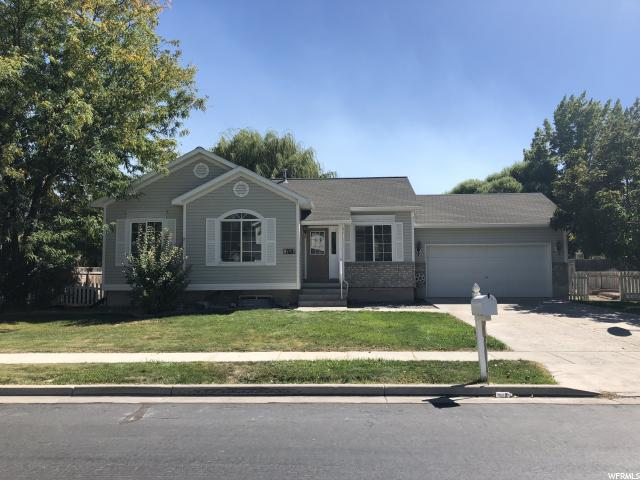 703 Country Clb, Stansbury Park, UT 84074 (#1555721) :: goBE Realty