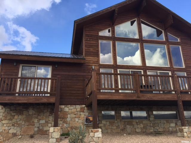 8144 E Badger Hollow Dr, Daniel, UT 84032 (MLS #1555735) :: High Country Properties