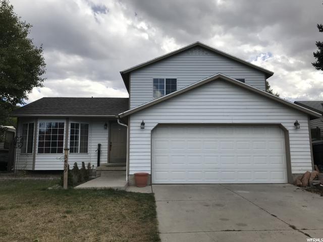 3439 W 5735 S, Taylorsville, UT 84129 (#1555756) :: RE/MAX Equity