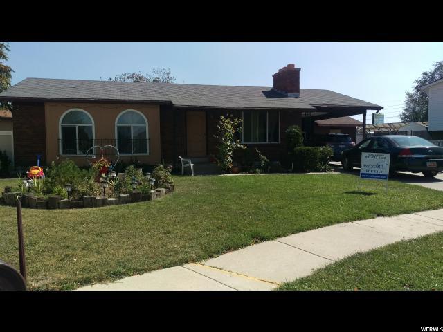 4055 S Stillwater Way W, West Valley City, UT 84120 (#1555766) :: Bustos Real Estate | Keller Williams Utah Realtors