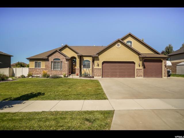 3243 N 1325 W, Pleasant View, UT 84414 (#1555773) :: Keller Williams Legacy