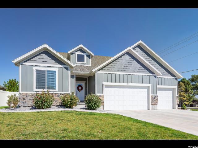 3612 W Salinas, Riverton, UT 84065 (#1555777) :: Colemere Realty Associates