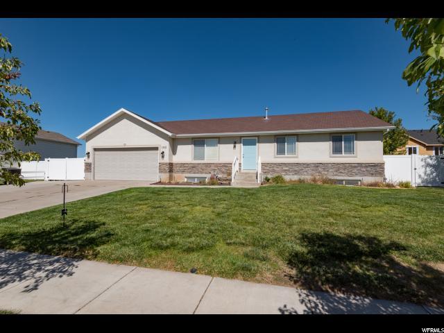1810 W 625 N, West Point, UT 84015 (#1555780) :: Bustos Real Estate | Keller Williams Utah Realtors