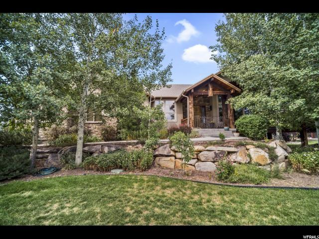 237 Wild Willow Dr, Kamas, UT 84036 (#1555781) :: Bustos Real Estate | Keller Williams Utah Realtors