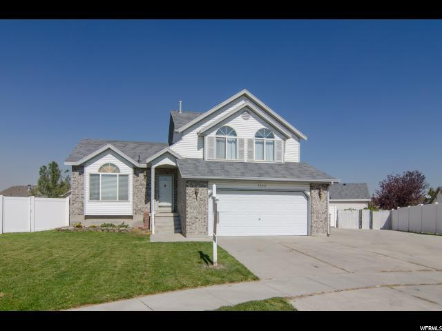 7336 S Sean Heights Cir, West Jordan, UT 84084 (#1555784) :: KW Utah Realtors Keller Williams