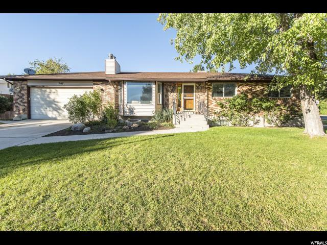 2167 E High Mesa Dr S, Sandy, UT 84092 (#1555800) :: Colemere Realty Associates
