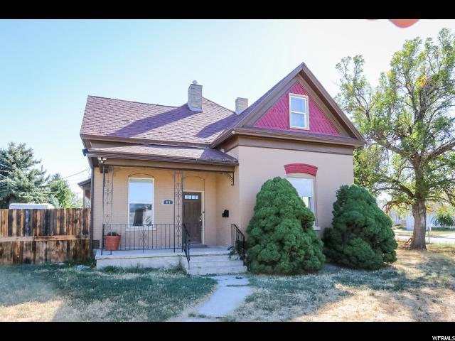 81 W Wasatch St, Midvale, UT 84047 (#1555802) :: Bustos Real Estate | Keller Williams Utah Realtors