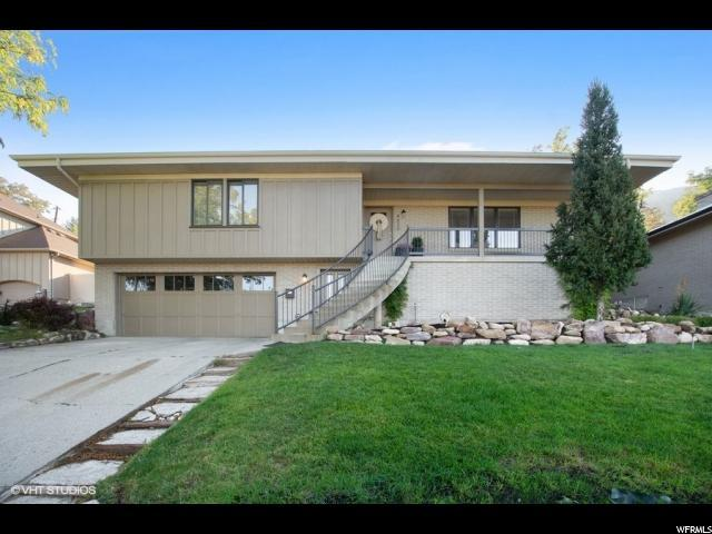 4639 Wallace Ln, Holladay, UT 84117 (#1555819) :: Exit Realty Success