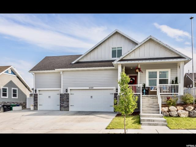 6469 W 7910 S, West Jordan, UT 84088 (#1555839) :: KW Utah Realtors Keller Williams