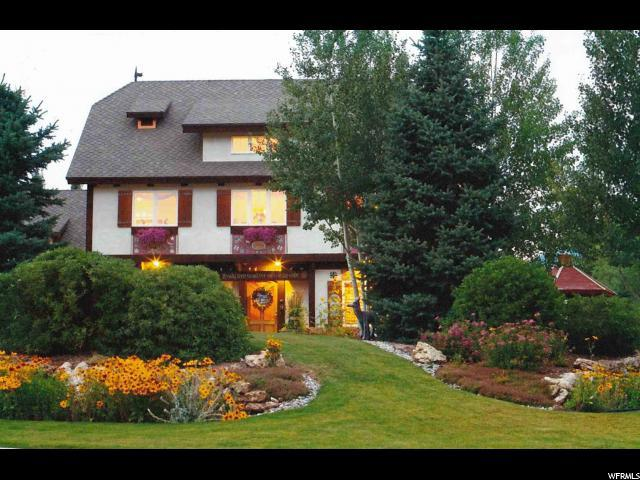 725 N Homestead Dr, Midway, UT 84049 (#1555850) :: Exit Realty Success