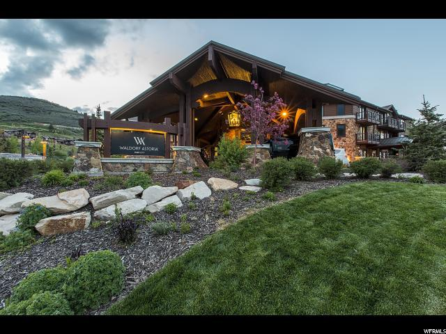 2100 W Frostwood Blvd #4171, Park City, UT 84098 (#1555861) :: Colemere Realty Associates
