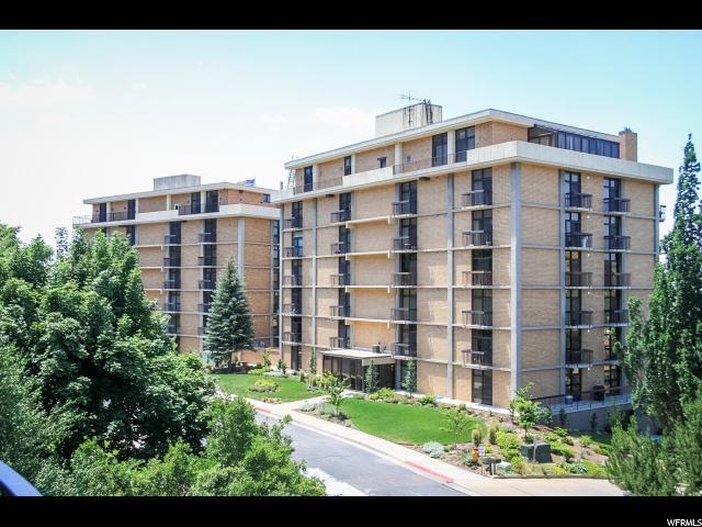960 S Donner Way #550, Salt Lake City, UT 84108 (#1555863) :: Bustos Real Estate | Keller Williams Utah Realtors
