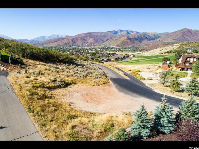 290 E Saddle Dr, Midway, UT 84049 (MLS #1555868) :: High Country Properties