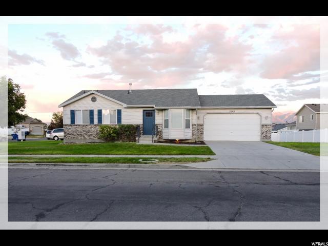 5549 S Stone Bluff Way, Salt Lake City, UT 84118 (#1555893) :: goBE Realty