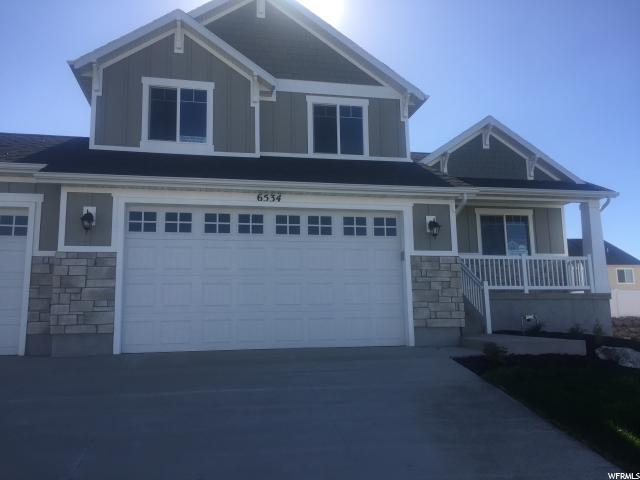 6534 S Silhouette Ln W #273, West Valley City, UT 84081 (#1555909) :: Exit Realty Success