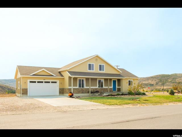 565 River Bluffs Dr, Francis, UT 84036 (#1555976) :: Big Key Real Estate