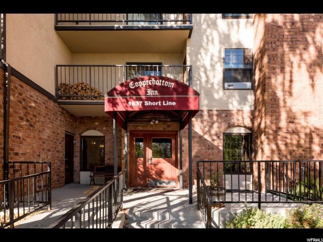 1637 Short Line Rd #309, Park City, UT 84060 (#1555984) :: Powerhouse Team | Premier Real Estate