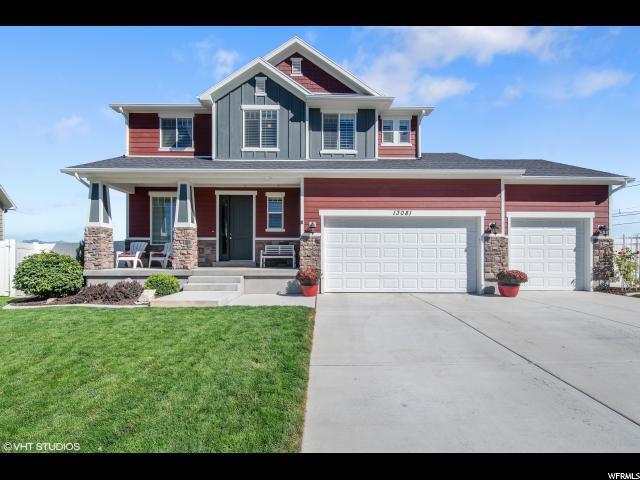 13081 S Peacemaker Way W, Herriman, UT 84096 (#1555985) :: Bustos Real Estate | Keller Williams Utah Realtors