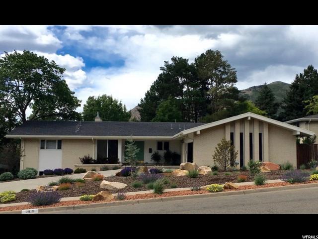 2915 E Sherwood Dr S, Salt Lake City, UT 84108 (#1556010) :: Exit Realty Success