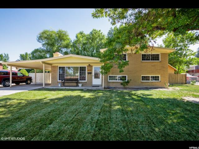 4175 S 1420 W, Taylorsville, UT 84118 (#1556020) :: Big Key Real Estate