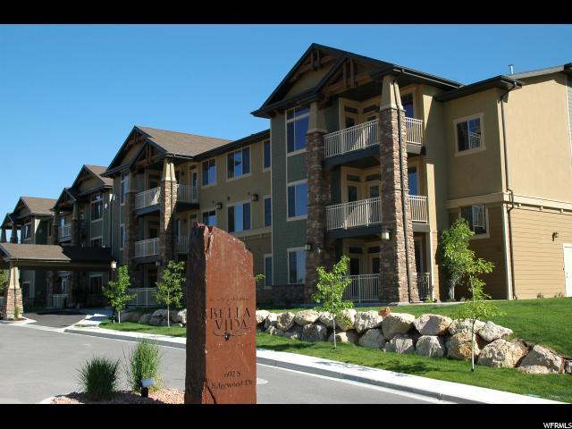 602 S Edgewood Dr #128, North Salt Lake, UT 84054 (#1556031) :: Colemere Realty Associates