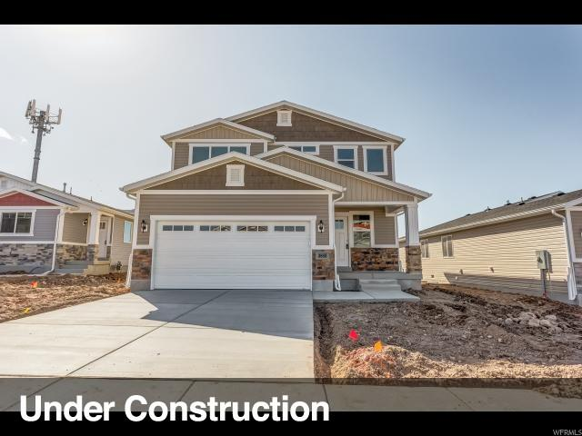 5248 W Park Valley Cir S, Kearns, UT 84118 (#1556044) :: goBE Realty