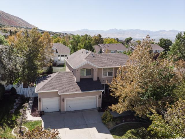 14018 S Old Saddle Rd, Draper, UT 84020 (#1556055) :: goBE Realty