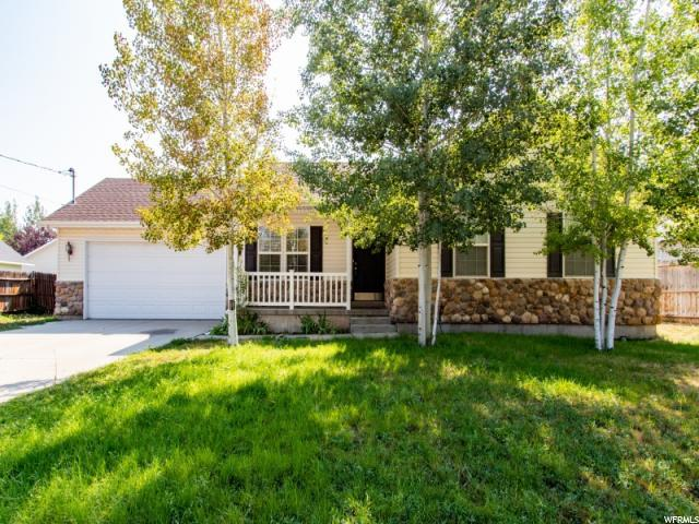 268 N 400 W, Heber City, UT 84032 (#1556064) :: The Fields Team