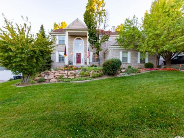 4437 W Glenmoor Hills Dr S, South Jordan, UT 84009 (#1556071) :: KW Utah Realtors Keller Williams