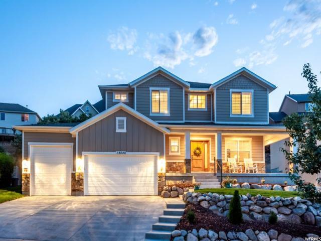14046 S New Saddle Rd E, Draper, UT 84020 (#1556072) :: Big Key Real Estate
